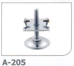 4cm Square Column Adjustable Foot