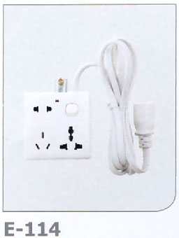 Fasciole Electrical Socket