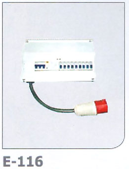 380V9 Bit Overall Electric System Box